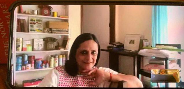Delhi's Proust Questionnaire – Aradhana Seth, Noida