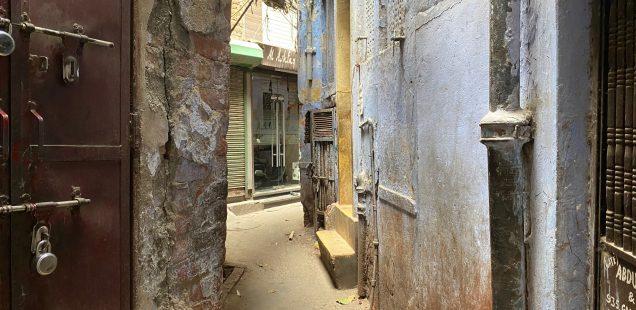 City Walk - Gali Kebabian Street, Matia Mahal