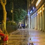 City Walk - Pandemic-Era Connaught Place, Central Delhi