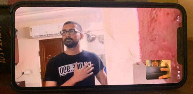 Delhi's Bandaged Heart – Saquib Hussain's Poem on Forgiveness, DLF Phase 3, Gurgaon