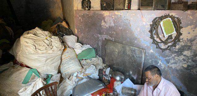 "City Hangout - Atik Rehman's ""Antique Shop"", Galli Chooriwallan"