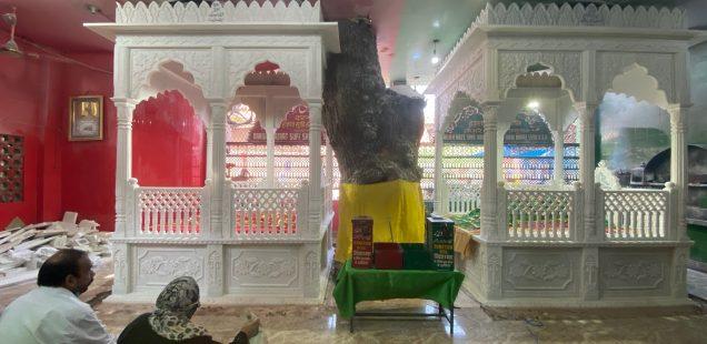 City Faith - Newly Restored Sufi Shrines, Hazrat Sarmad & Hazrat Hare Bhare Shah