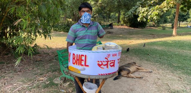 Mission Delhi - Durgesh Kumar Yadav, Central Delhi