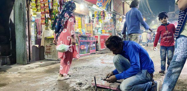 Atget's Corner – 1161-1165, Delhi Photos