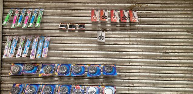 Atget's Corner – 1171-1175, Delhi Photos