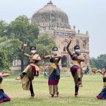 City Moment - Dance in the Park, Lodhi Gardens