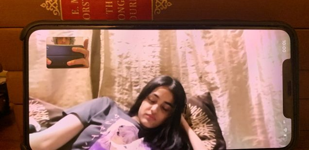 Debris of Life & Mind – Business Student Arsheya Goyal's Dream, Indore