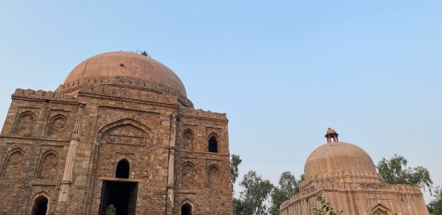 City Monument - Dadi-Poti's Tombs, Green Park