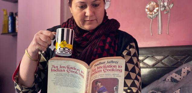 City Food - Madhur Jaffrey's First Book, Delhi's Most Iconic Cookbook