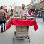 City Life - Veeru Bhai's Self-Made Cart, Central Delhi
