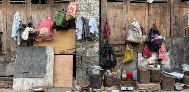 Home Sweet Home - House of Labourers, Ansari Road