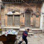 City Monument - Delhi's Most Beautiful Door, Gali Badliyan