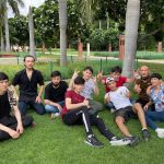 City Life - Bamiyan Boys, Sunder Nursery