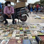 City Hangout - Pintu's Penguins, Sunday Book Bazar, Mahila Haat