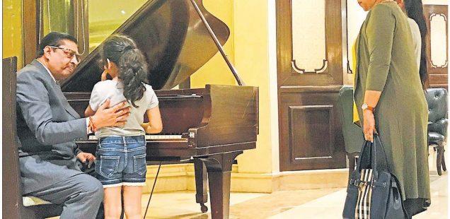 City Obituary - Pianist Mahesh Agrawal, The Ashoka