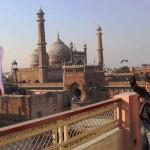 City Monument - Jama Masjid on a High