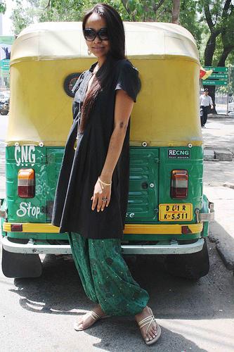 City Style - The Classy Delhiwalla, Kasturba Gandhi Marg