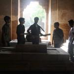 City Culture – The Band of Brothers, Hauz Khas Ruins