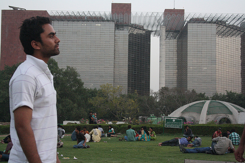 Mission Delhi – Nitin Chanana, Connaught Place
