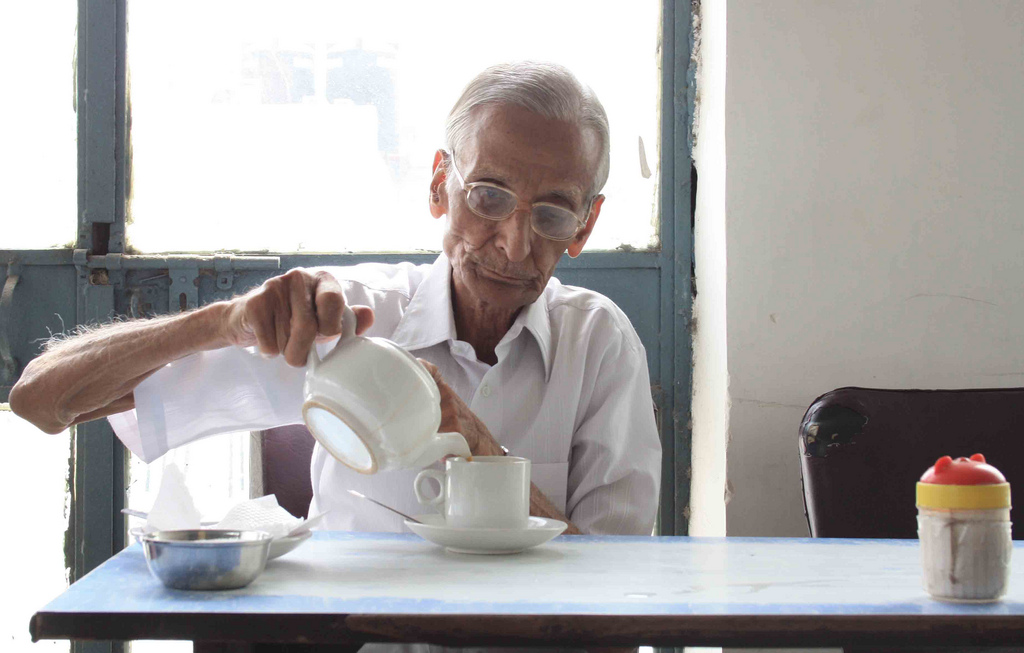 Photo Essay – Indian Coffee House, Mohan Singh Place