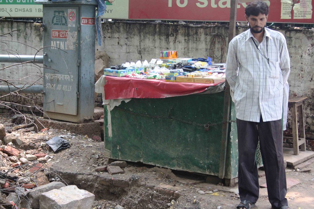 Mission Delhi – Muhammad Chand, Connaught Lane