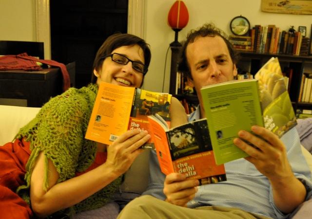City Moment – The Delhi Walla Books, Around Town