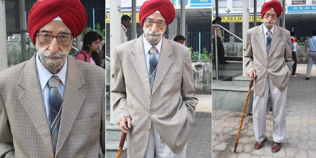 City Style - The Classy Delhiwalla, Barakhamba