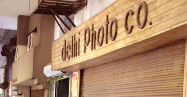City Landmark – Delhi Photo Company, Janpath