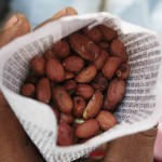City Food – Roasted Peanuts, Around Town