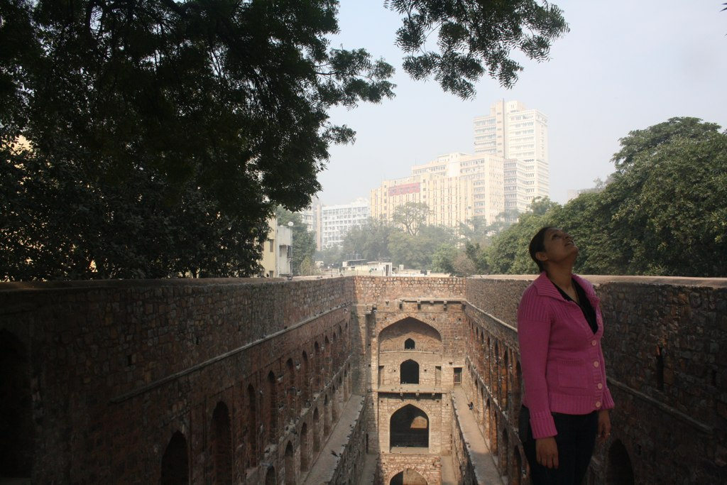 Photo Essay – Tourists in Their Own City, Agrasen ki Baoli