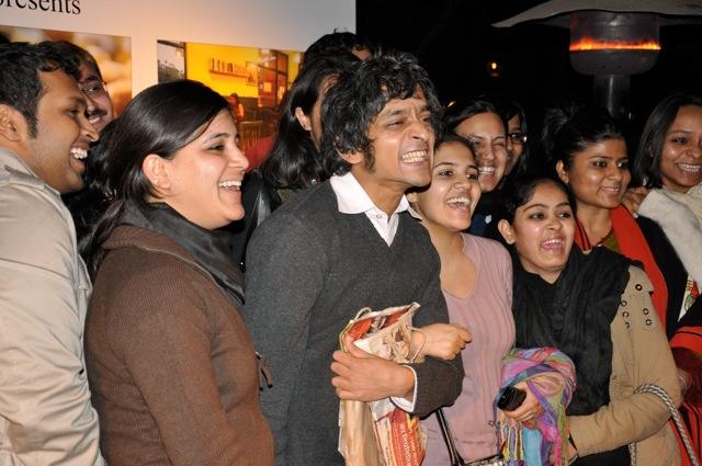 The Delhi Walla Books – Launch Event, Lodhi Restaurant