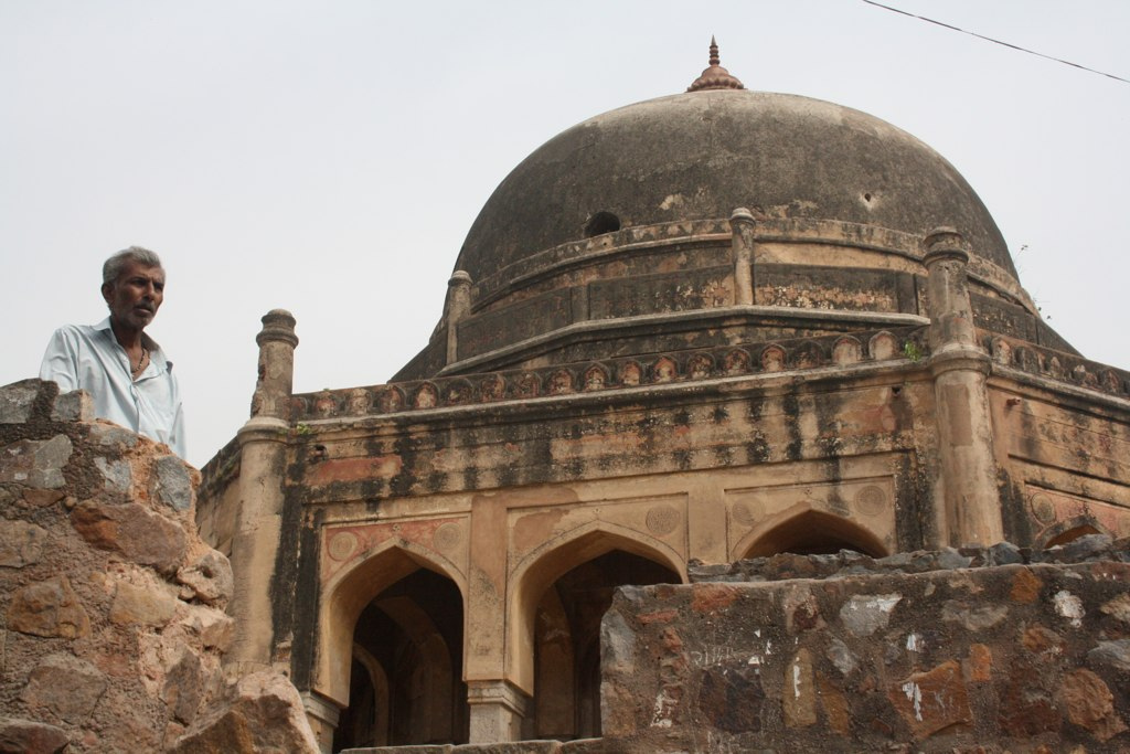 City Monument - Adam Khan's Tomb, Mehrauli