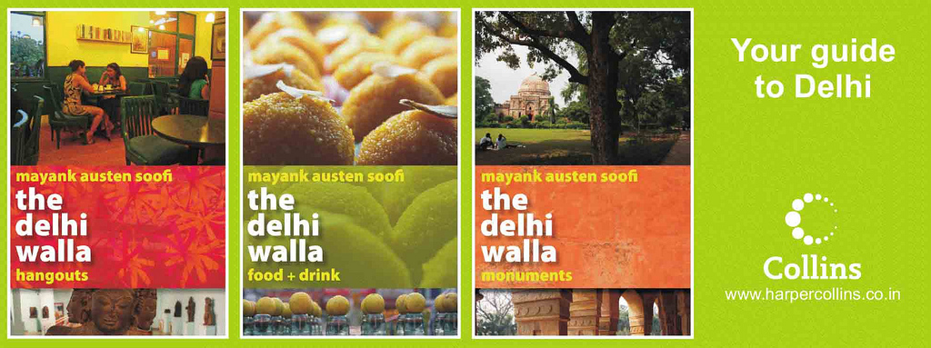 The Delhi Walla Books - A Work of Passion
