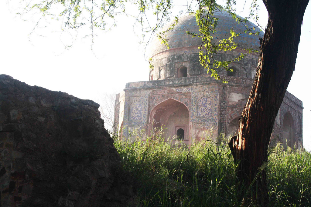 City Monument – Nila Gumbad, Nizamuddin East