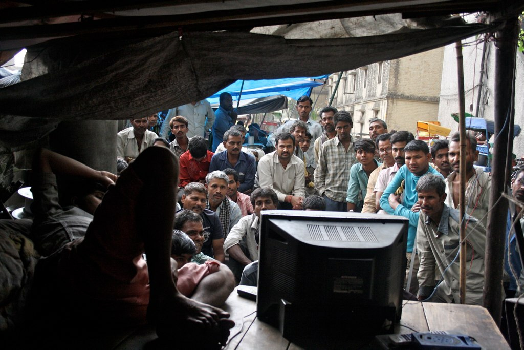 Photo Essay – 2011 Cricket World Cup Final Match, Around Town