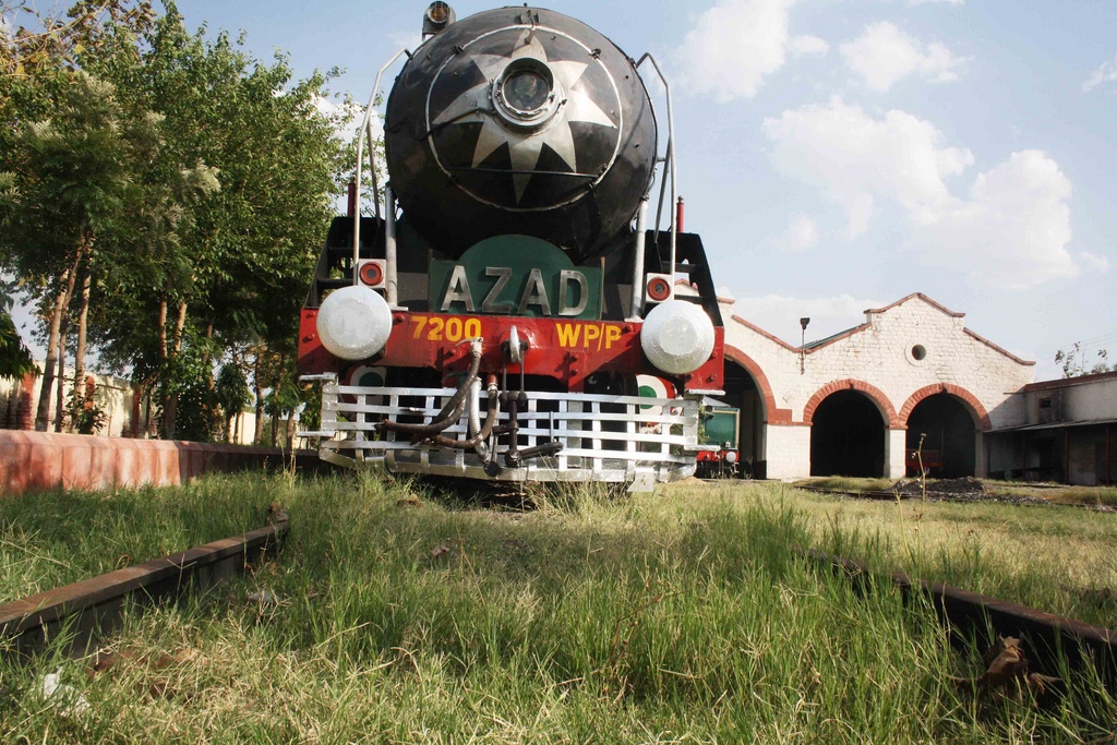 City Hangout – Rewari Steam Loco Shed, Haryana