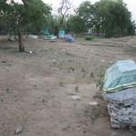 City Monument – Karbala Graveyard, BK Dutt Colony