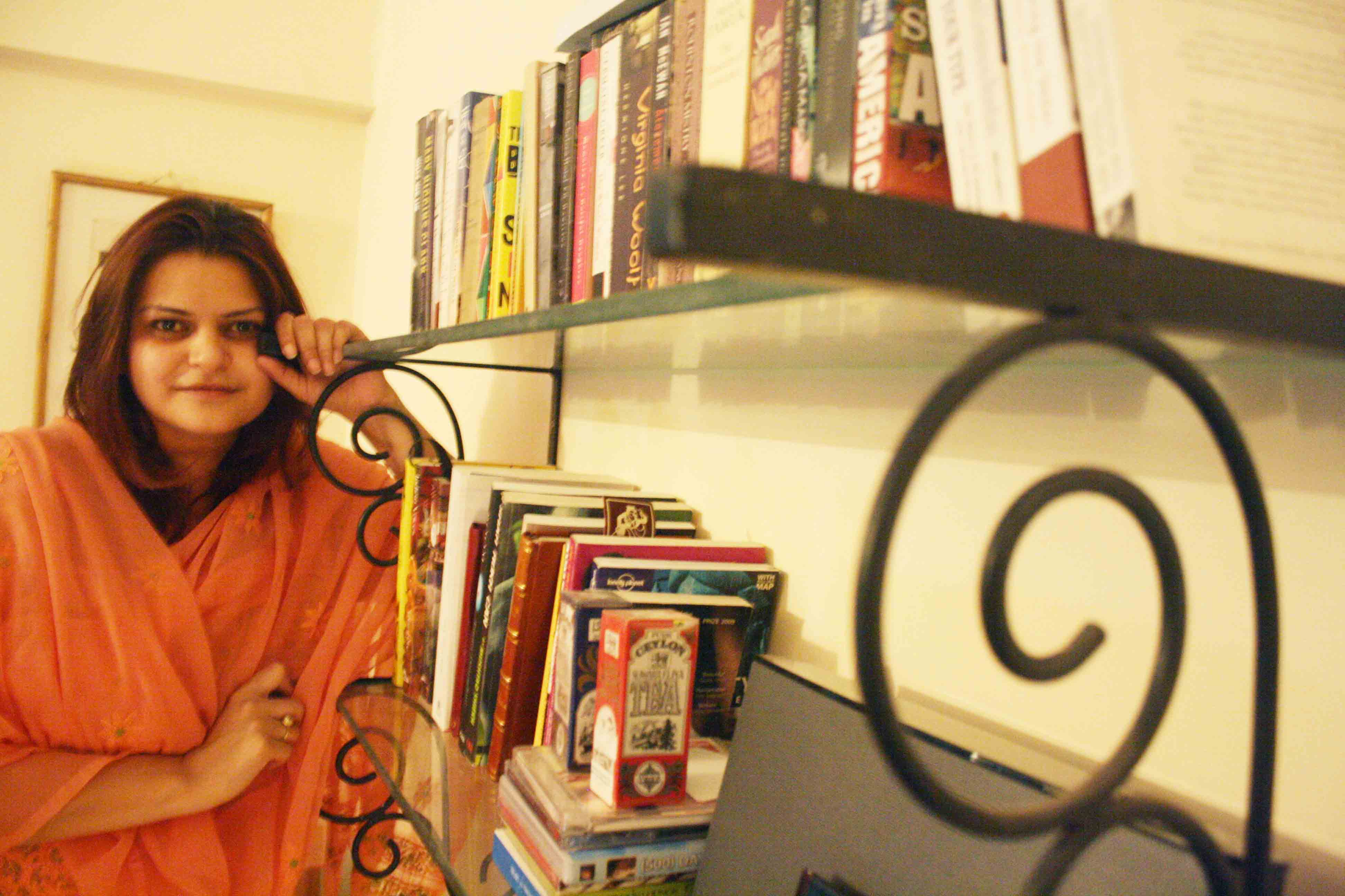 City Library - Advaita Kala's Books, Nizamuddin East