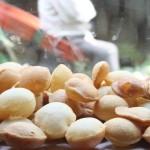 City Food - Gol Gappa, Around Town