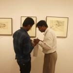 City Culture - Chittaprosad's Retrospective, Delhi Art Gallery