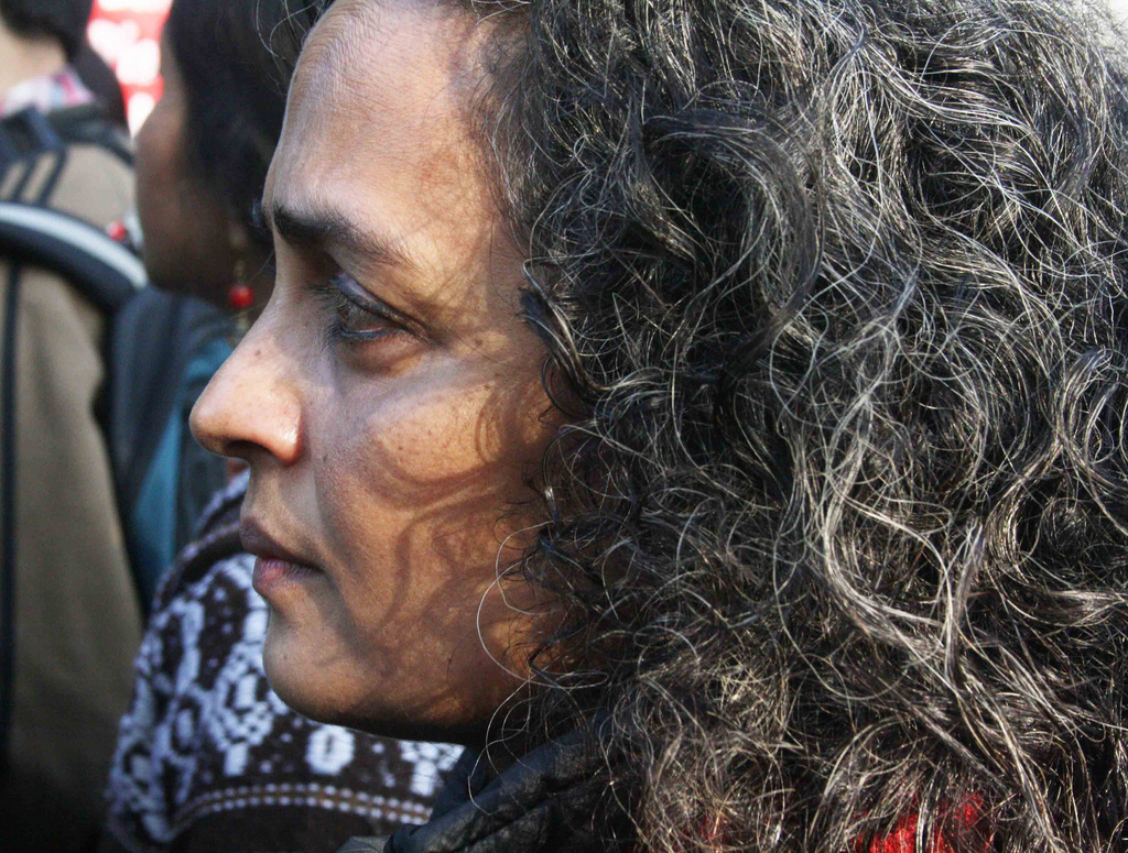 City Memo - Arundhati Roy on Anna Hazare's Siege of Delhi