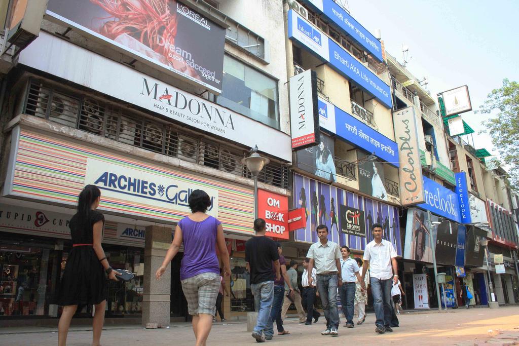 City Hangout - Basant Lok Market, South Delhi