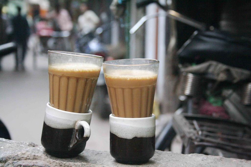 City Food - Roadside Chai, Around Town