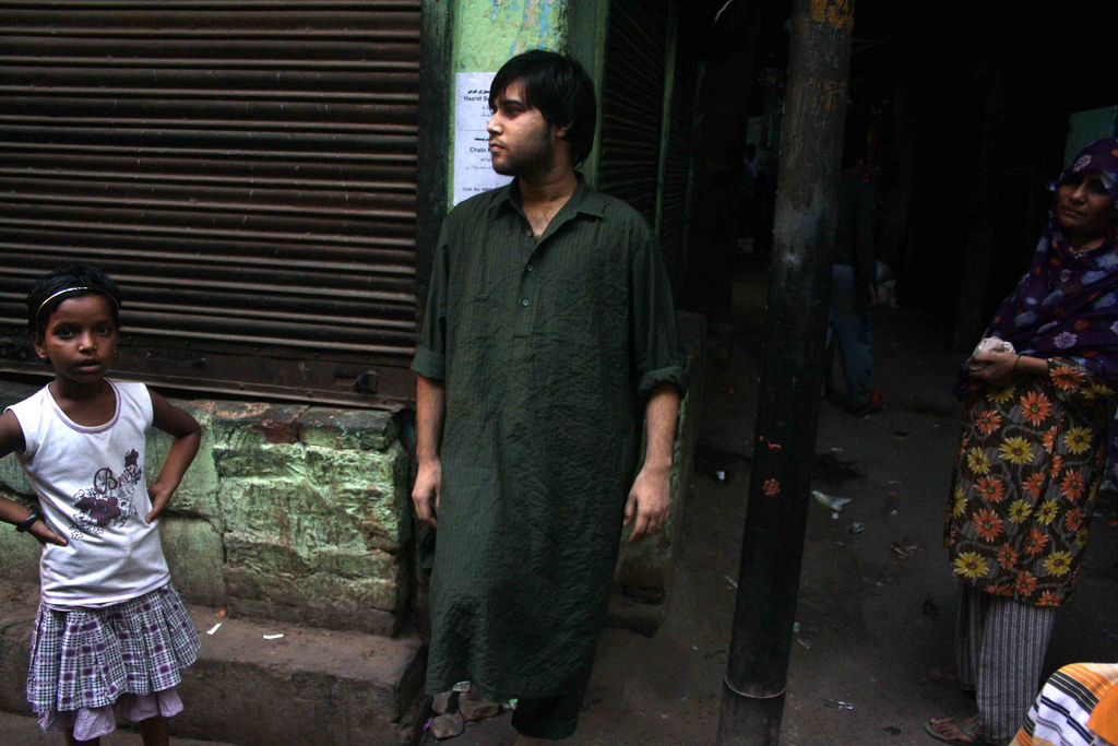 City Hangout - Khwaja Mir Dard Basti, Central Delhi