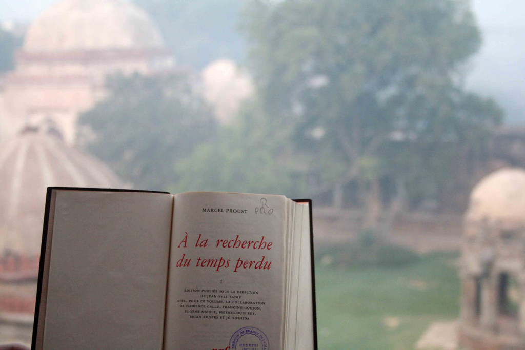 City Notice - The Delhi Proustians