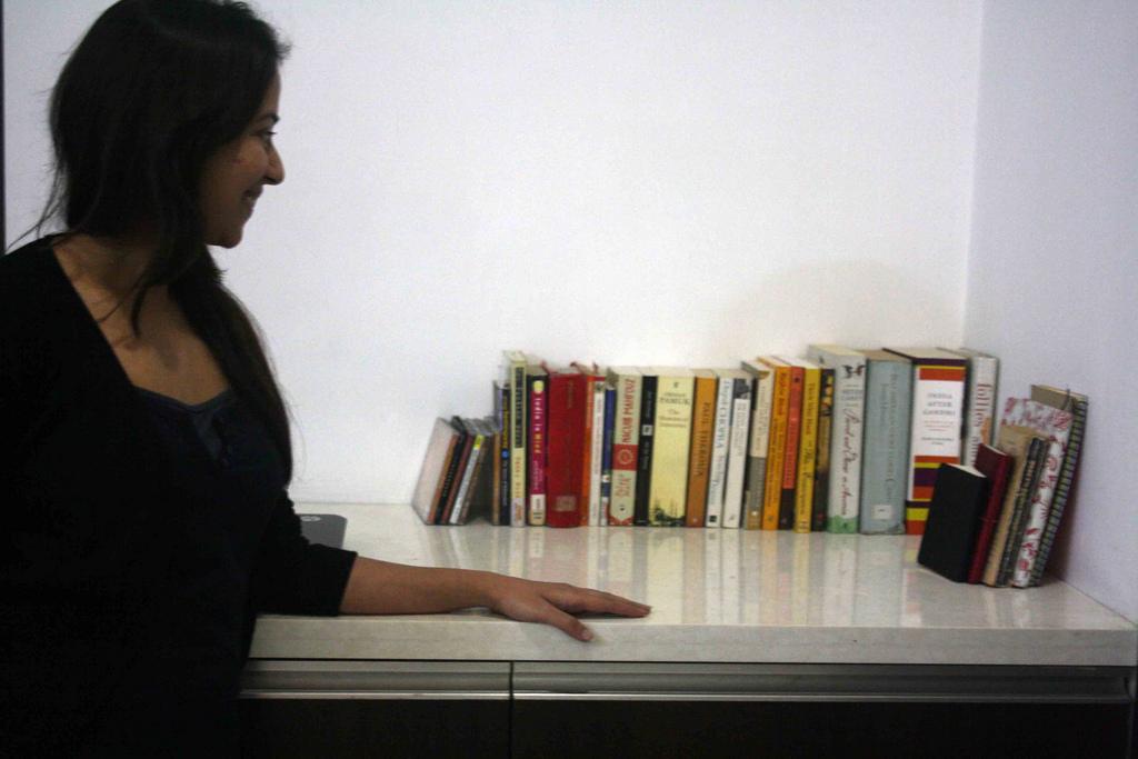 City Library - Sonal Aggarwal's Books, Pitampura