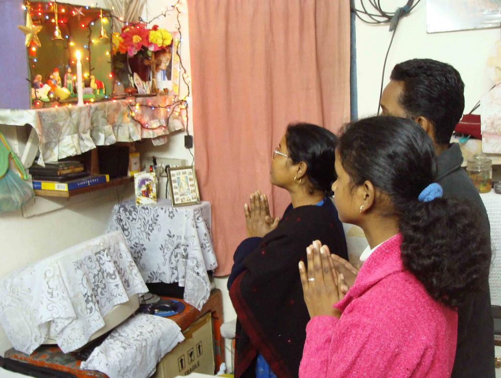 City Faith - Christmas Traditions, Nizamuddin West