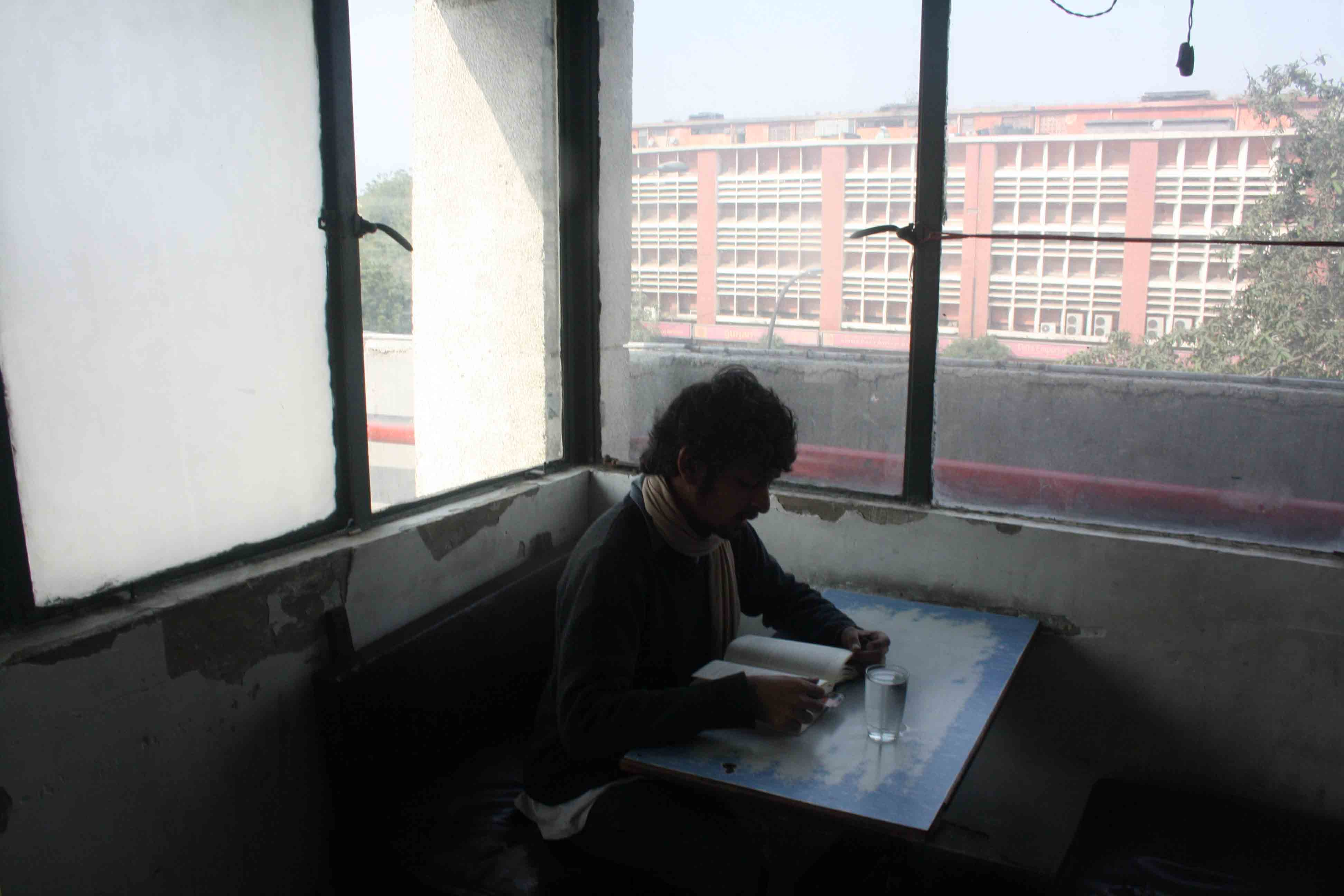 City Reading – The Delhi Proustians – VI, Indian Coffee House