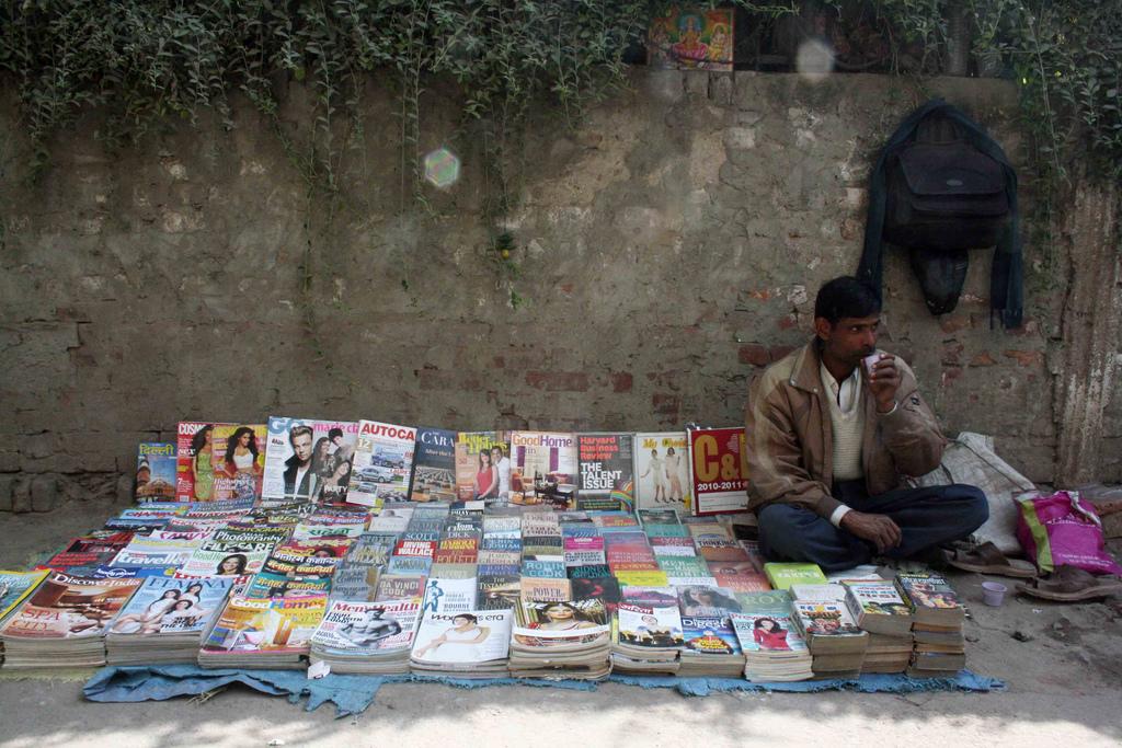 Mission Delhi – Rakesh Kumar Mishra, Connaught Lane