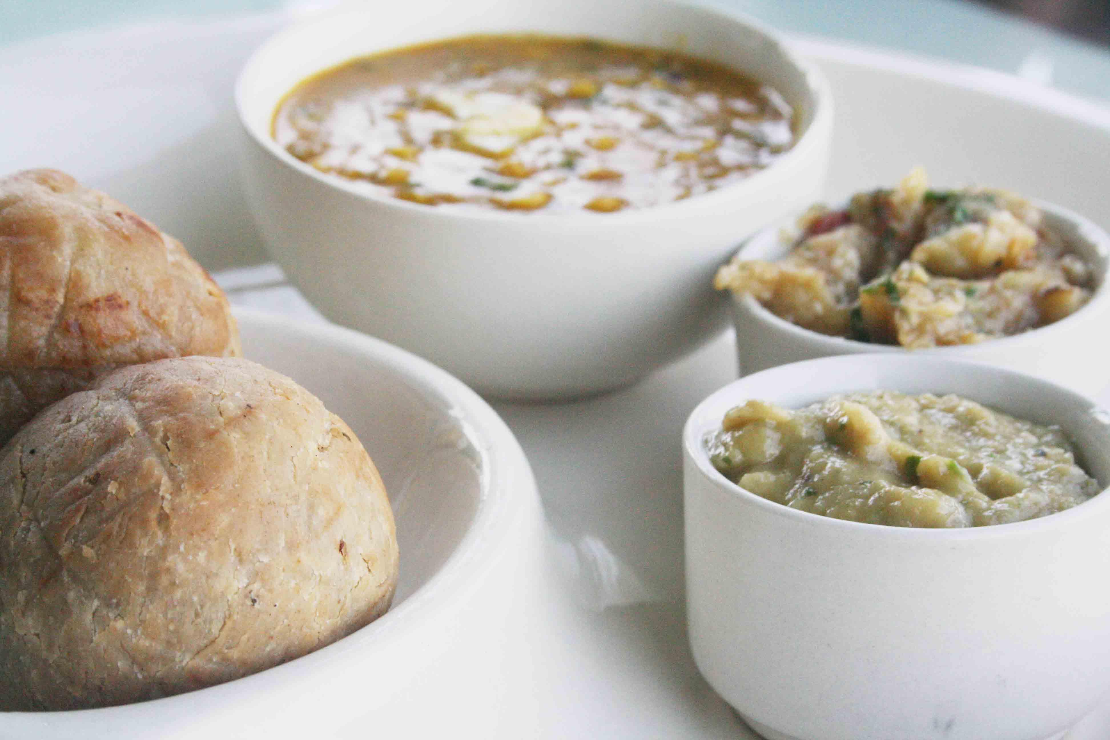 City Food – Litti Chokha, Around Town